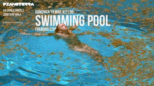 Swimming pool di francois ozon cinesenzaforum piano terra for Swimming pool 2003 movie online