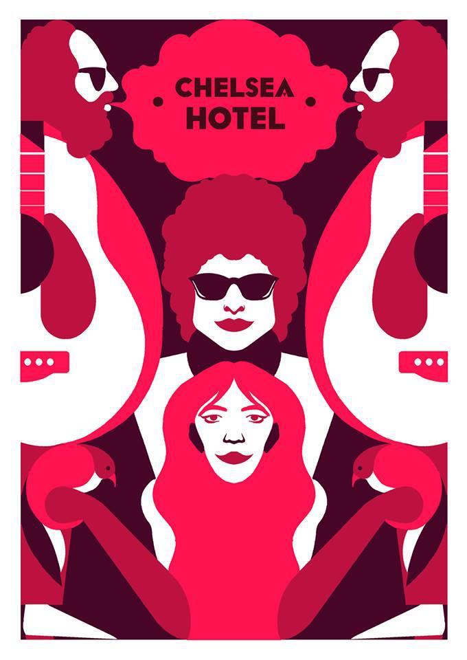Chelsea Hotel - Room 1017