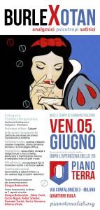 compleXotan jamcocktail di ANALgesici psicotropi attivi @ pianoterra | Milano | Lombardia | Italia