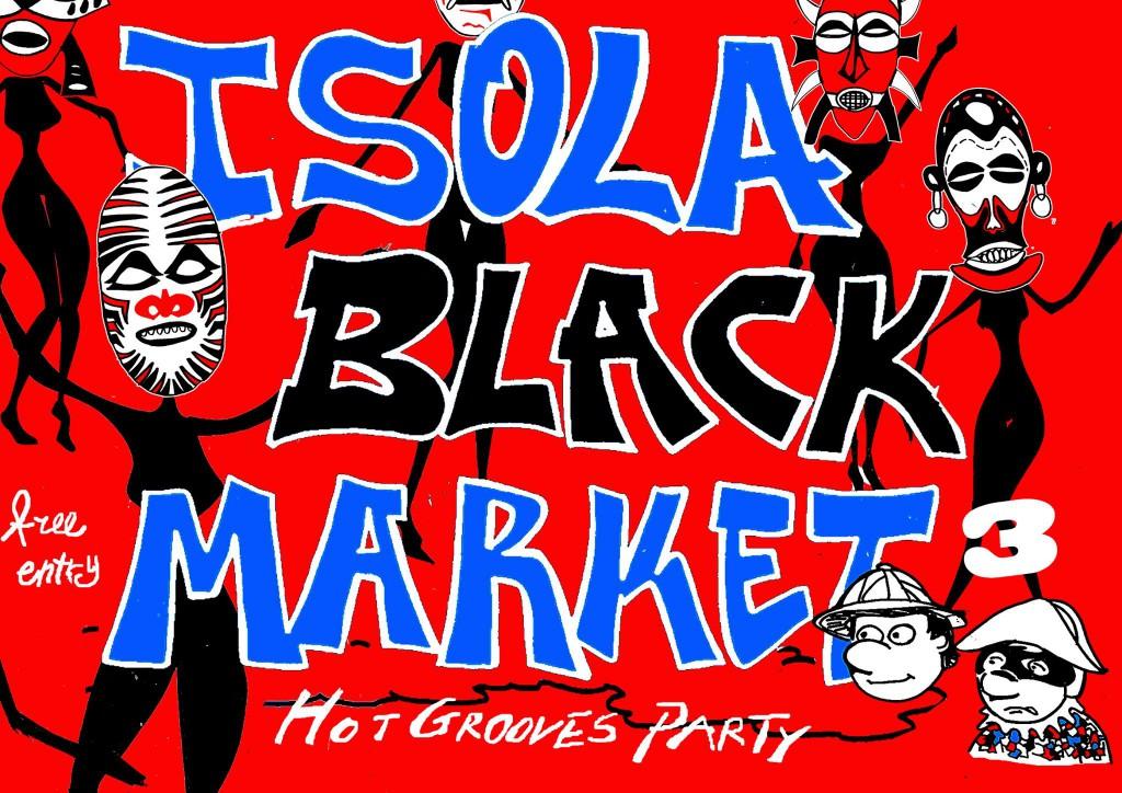 Isola Black Market | Chapter 3