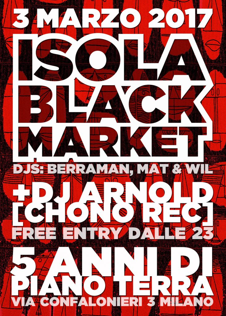 Isola Black Market - Season 2 Episode 4 e il PT ne fa 5!