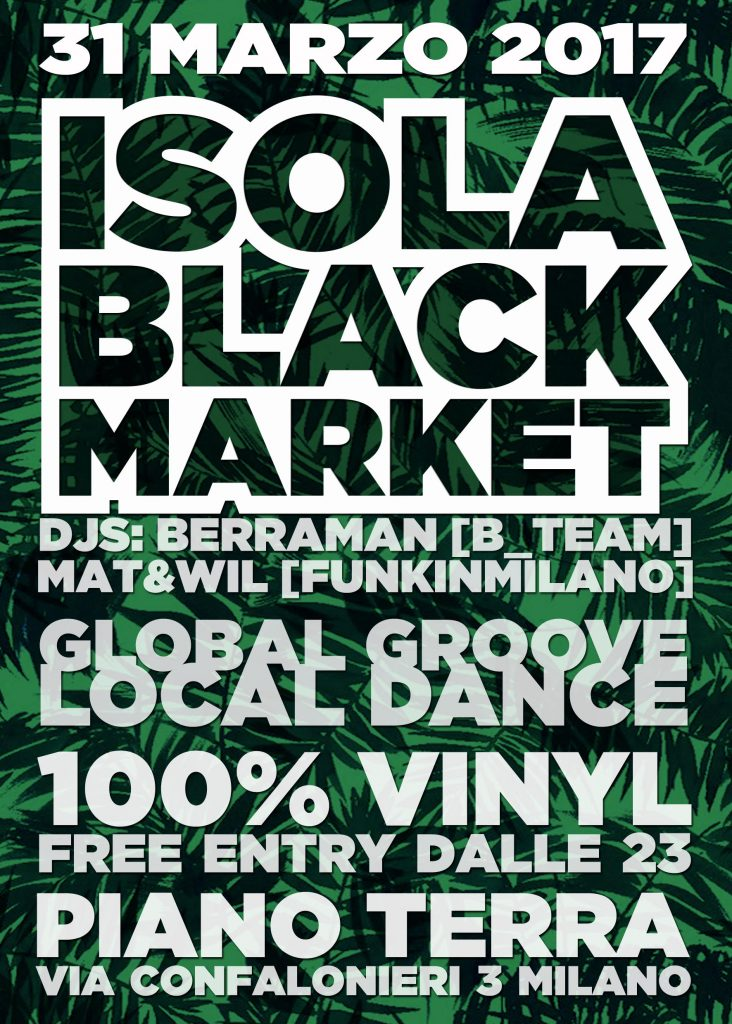 Isola Black Market – Season 2 Episode 5, sprinGTime!