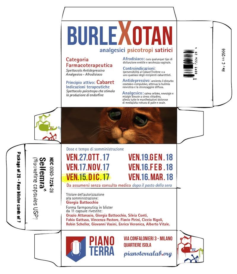 BurleXotan - Intrattenimento psicotropo #3