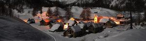 16.2 | Ciaspolata in notturna all'Alpe Devero