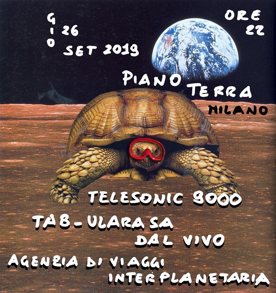 Tab_ularasa / Telesonic 9000